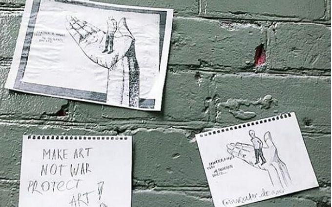 """Харківська """"Стіна срачу"""": скандал з зафарбованим графіті набирає обертів"""