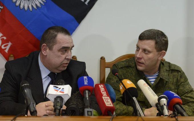 """Главарь """"ДНР"""" удивил словам о боевиках """"ЛНР"""" и пригрозил расстрелами"""