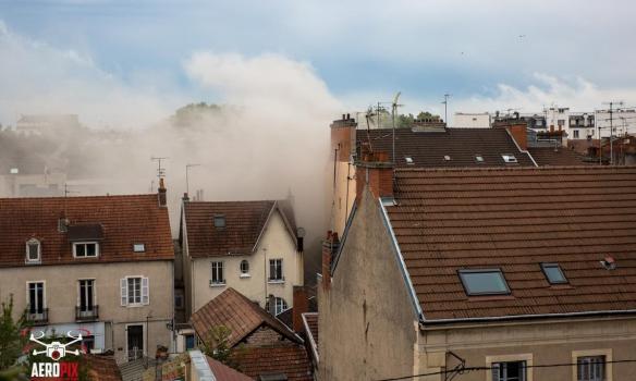 У Франції прогримів потужний вибух, десятки людей поранені: опубліковані фото (1)