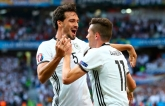 Германия феерически вышла в четвертьфинал Евро-2016: опубликовано видео