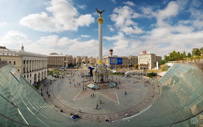 В центре Киева новых протестов пока не ожидается