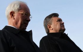 У Януковича і Азарова з'явилися нові приводи для смутку
