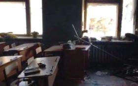 Різанина в російській школі: опубліковано відео затримання нападника
