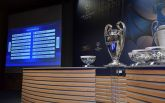 Результаты жеребьевки 1/8 финала Лиги чемпионов