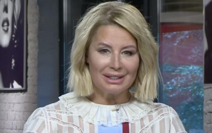 Як колишня соратниця Януковича з'явилася на ТБ: відео скандального ефіру
