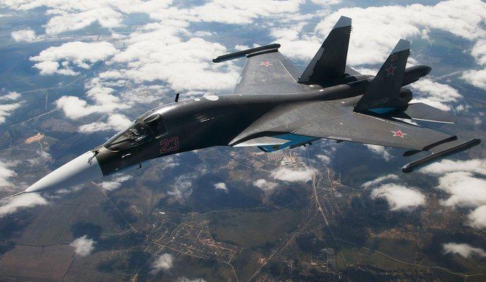 Самолёт РФ нарушил воздушное пространство Турции