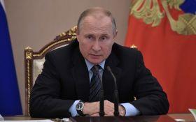 У Путіна готують нове скандальне рішення проти України