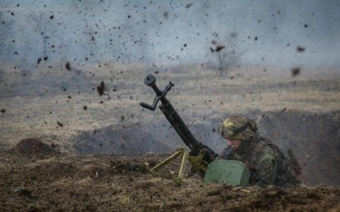 Ситуация на Донбассе напряженная - среди бойцов ВСУ есть раненые