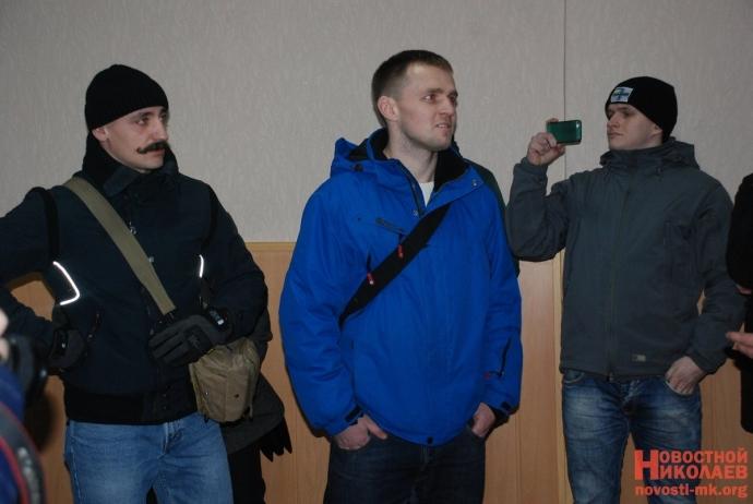 В Николаеве сорвали пропагандистскую акцию партии Медведчука: появились фото (5)