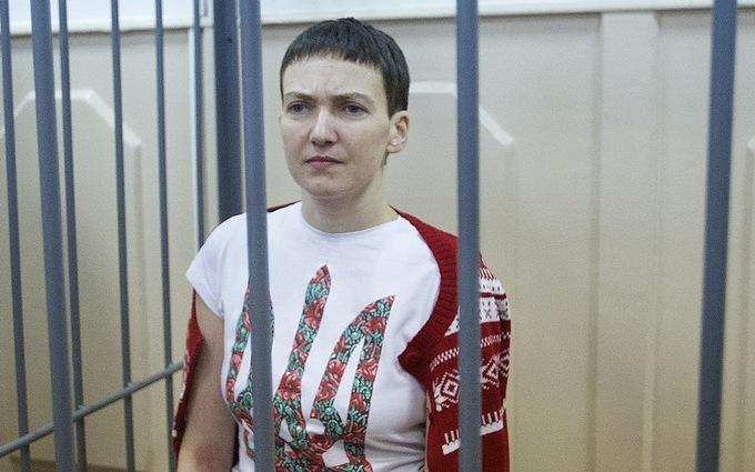 В России обиделись на Савченко и рассказали о ее здоровье