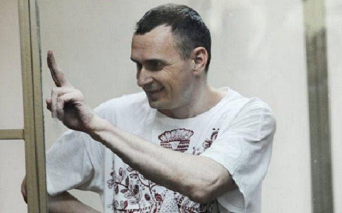 """Сенцов написав зворушливого листа лідеру гурту """"Бумбокс"""""""