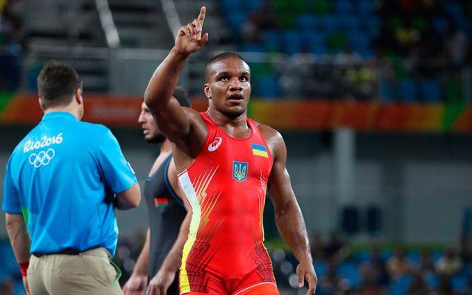 Український борець битиметься з росіянином в фіналі Олімпіади-2016