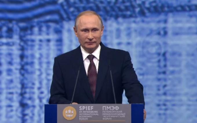 Путін сенсаційно підтримав вимоги Порошенка щодо Донбасу
