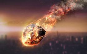 На Венесуэлу рухнул горящий метеорит: опубликовано зрелищное видео