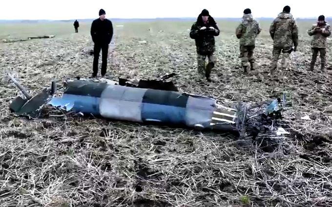 Крушение вертолета сил АТО на Донбассе: появилось видео из кабины