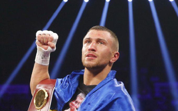 """""""Виходь на ринг!"""": Ломаченко кинув виклик відомому боксеру"""