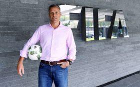 Легендарный голландец задумал революционные изменения в футболе