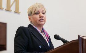 Как стюардесса в катастрофе самолета: Гонтарева ответила на обвинения в падении гривни