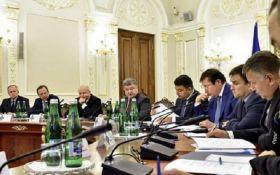 СНБО: в Украине введено военное положение с 26 ноября