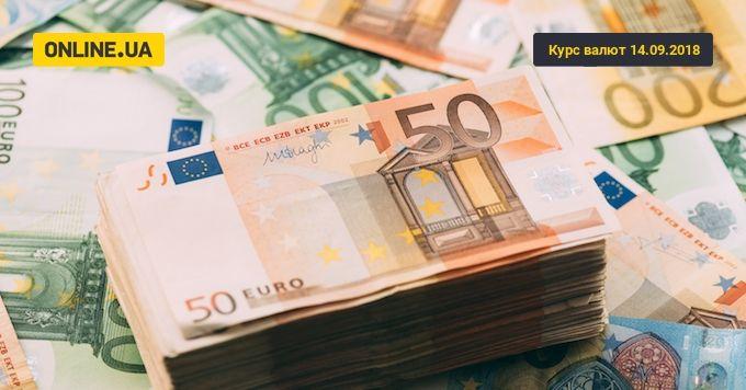 Курс валют на сьогодні 14 вересня: долар дорожчає, евро дорожчає