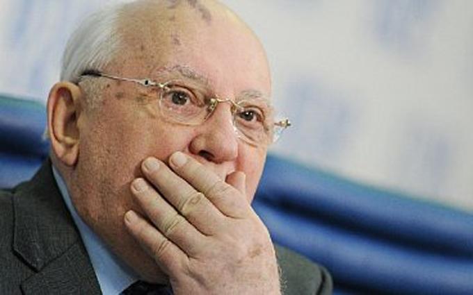 Горбачов став персоною нон грата в Україні: СБУ розкрила деталі