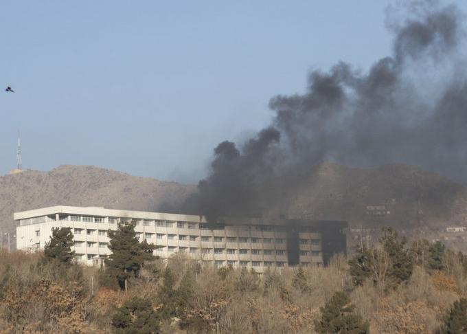 Атака на готель в Кабулі, багато загиблих: з'явилися подробиці і фото (1)