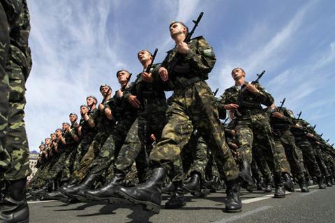 З початку 2015 українці заплатили 6,4 мільярда військового збору (1)