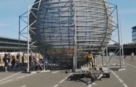 Украинский каскадер поставил мировой рекорд и травмировался: опубликовано видео
