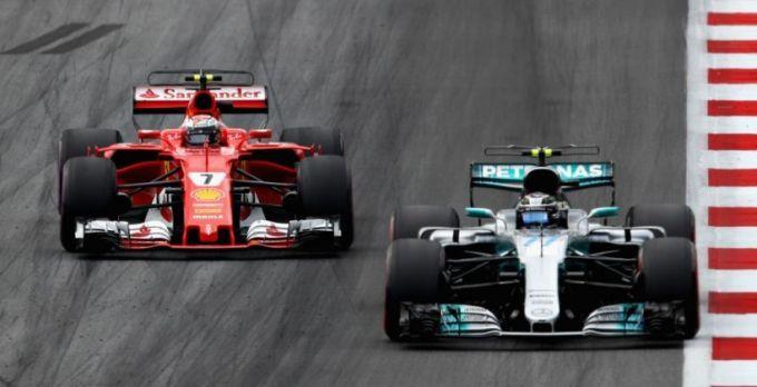 Боттас одержал победу квалификацию Гран-при Австрии, Хэмилтон будет стартовать только восьмым