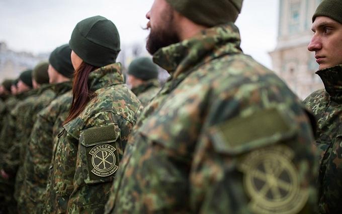 Стало відомо про розпуск добровольчого батальйону, який воював на Донбасі