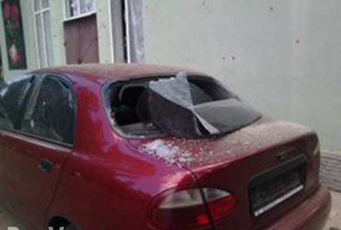 В окупованому Донецьку стався вибух: опубліковані фото (1)