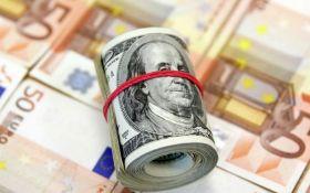 Курси валют в Україні на середу, 24 травня