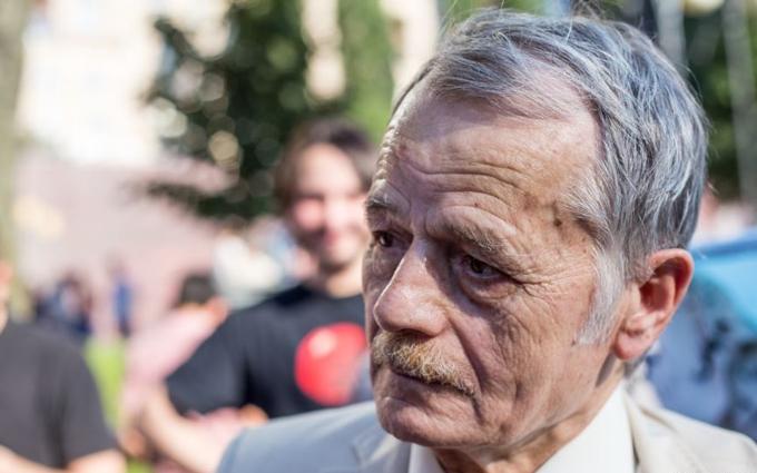 Джемилев назвав шлях звільнення Криму від Росії
