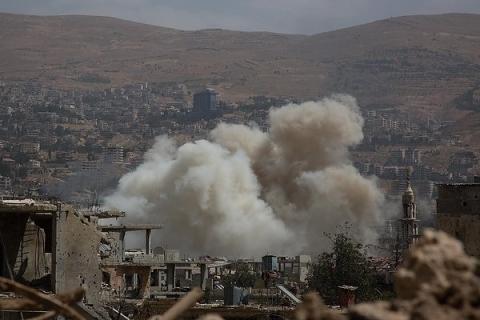 Росія скоро зазнає перші втрати в Сирії (1)