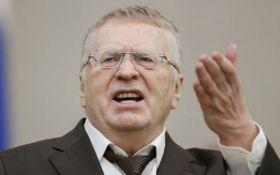 Сумасшедшие люди: Жириновский ответил на обвинения Генпрокуратуры Украины