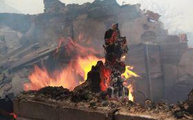 Обстрелы на Донбассе: появились фото жутких последствий