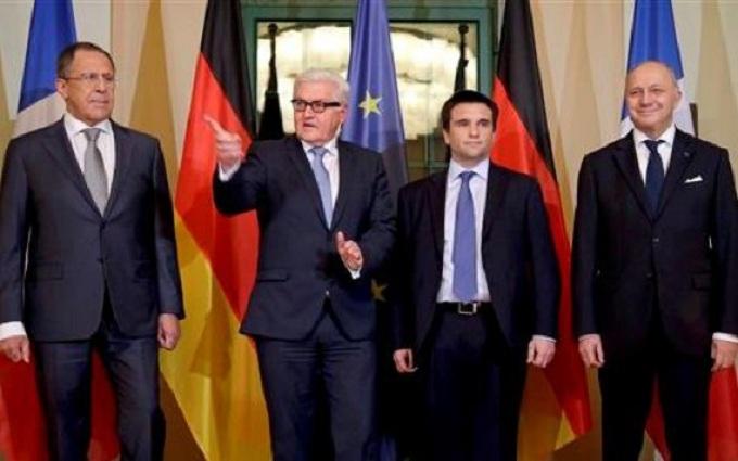 Германия раздражена ходом Минского процесса, а Франция с Британией непримиримы