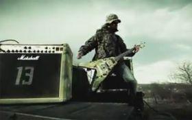 Відеокліп українського рокера про бійців АТО вразив соцмережі