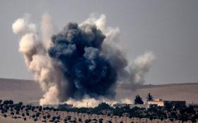 В Сирии коалиция нанесла мощный удар по силам Асада, много погибших