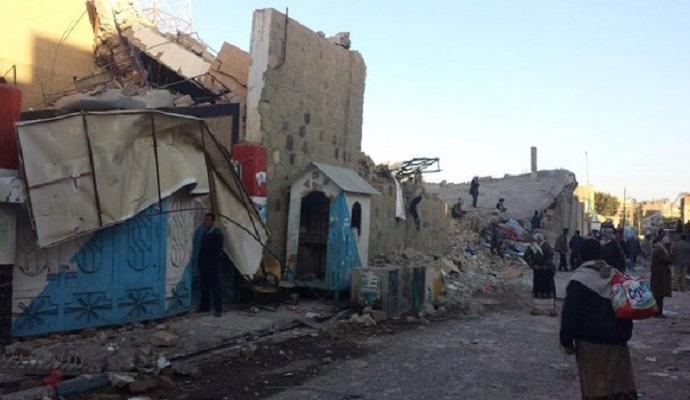 Десятки загиблих у результаті авіаудару по поліцейському об'єкту в Ємені