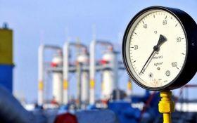 Украина существенно увеличила импорт газа из ЕС