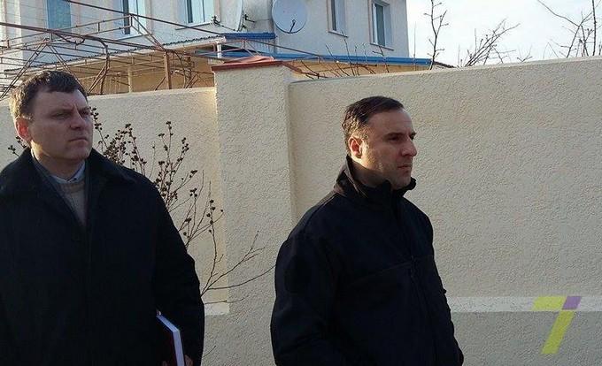 Убийство под Одессой: появились фото с места событий (3)