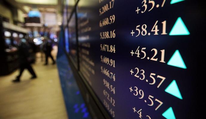 На Фондовом рынке США - новые рекорды снижения котировок