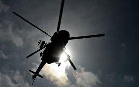 У Бельгії на авіашоу пілот випав з гелікоптера