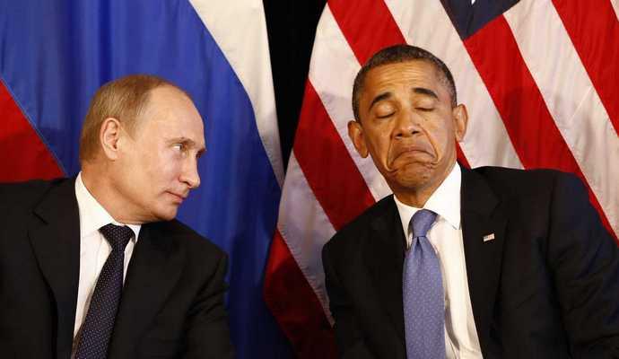 Путин рассказал Обаме, чего ждет от Порошенко