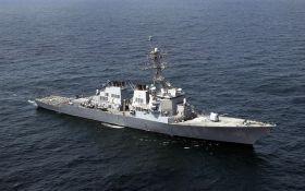У Чорне море увійшов ракетний есмінець ВМС США - відома причина