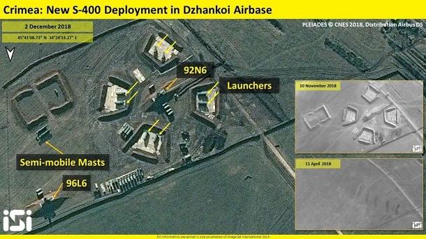 Как Путин готовился к нападению на Украину в Азовском море: появились фото со спутника (1)