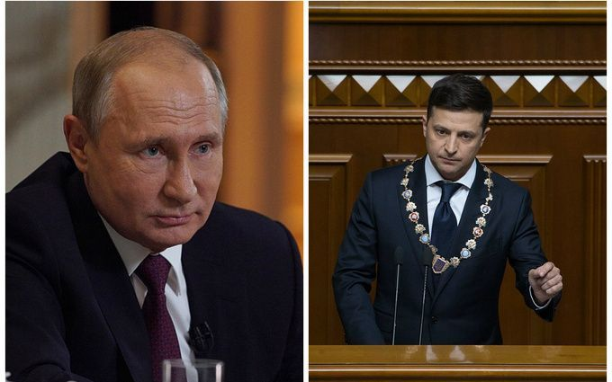 Він симпатичний:  Путін зізнався, як ставиться до Зеленського
