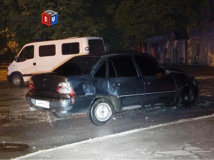 ЗМІ заявили про ДТП в Маріуполі з главою поліції Києва: з'явилися фото і відео (1)