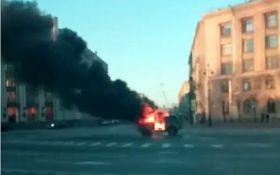 Дальнобойщики зажгли: видео новой акции протеста в России взволновало сеть